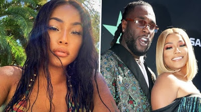 Another break up? Stefflon don has deleted all pictures of Burna boy from her instagram page