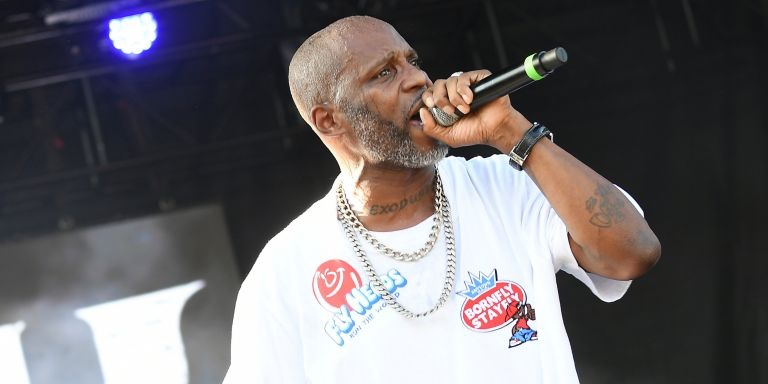 DMX suffers drug overdose, In A 'Vegetative State' With 'No Brain Activity'
