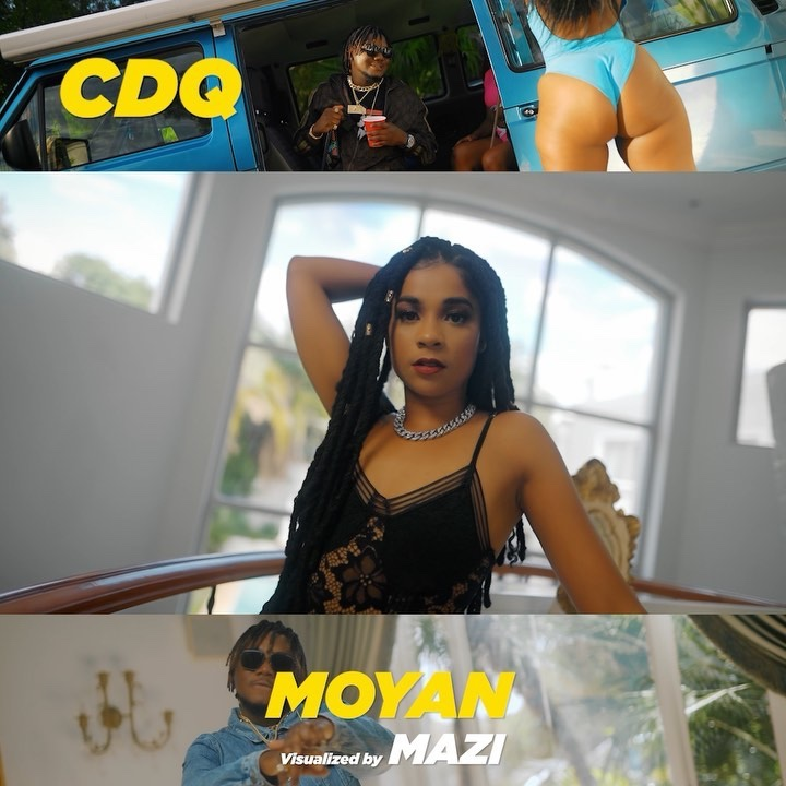 """CDQ releases visuals for  """"Moyan"""" off """"See The Queue"""""""