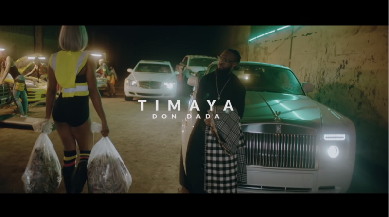 """Reality meets exotic Reggae and Afrobeat as Timaya drops video to """"Don Dada"""""""