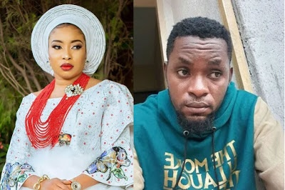 'It's time to expose your atrocities'- Liz Anjorin declares comedian, Mark Angel wanted