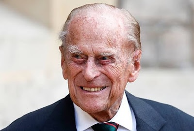 Queen Elizabeth's husband Prince Philip dies at 99
