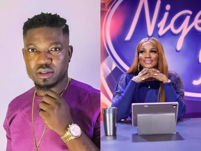Music Producer , KSolo tackles Seyi Shay over 'harsh' comments on Nigerian Idol