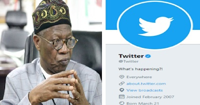 "Twitter Headquarters in Ghana: ""BLAME YOURSELVES FOR IT"" FG replies Nigerians!"