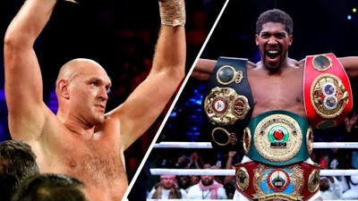 Anthony Joshua insists he would defeat Fury in blockbuster fight