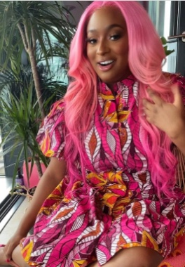 """I could literally win a Grammy Award and some people would still think I am not good enough. "" – DJ Cuppy"