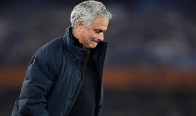 Coach Jose Mourinho sacked by Tottenham Hotspur