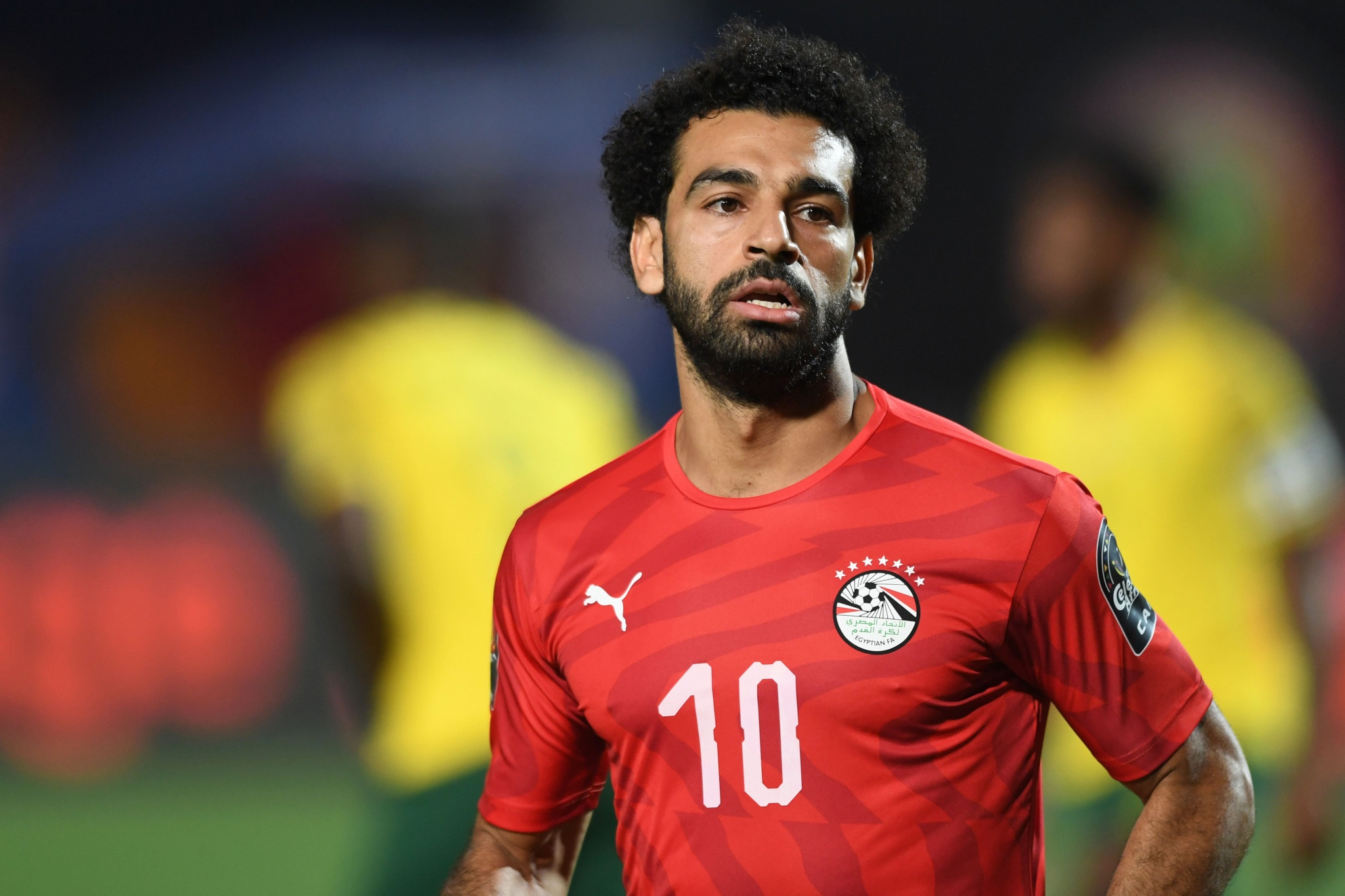 Liverpool striker, Mohamed Salah confirmed as new captain of the Egyptian national team