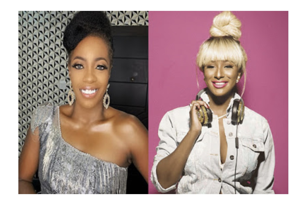 Shade Ladipo rates DJ Cuppy's music and urges her to find another talent