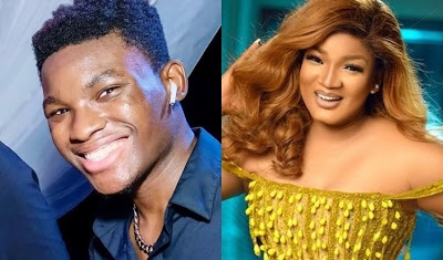 Actress Omotola Jalade celebrates her last child on his 19th birthday