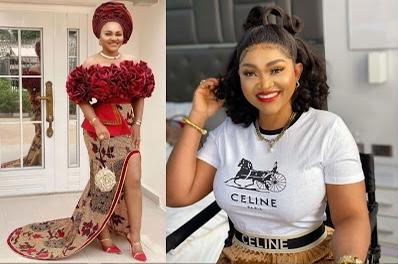 'I add weight when I am stressed out', Mercy Aigbe discloses