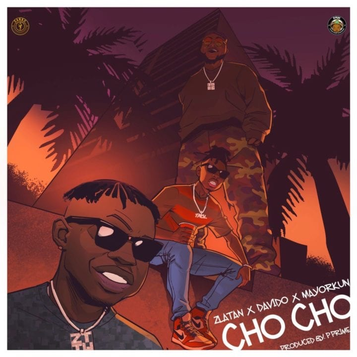 Zlatan, Davido & Mayorkun serves new single, 'Cho Cho'