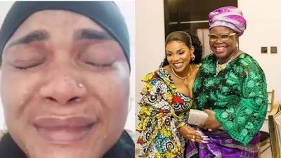 I'm hurt my mother didn't see her great-grandchildren –Iyabo Ojo
