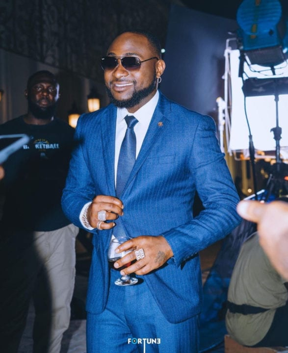 Davido Is Now The Most Followed African Musician On Instagram
