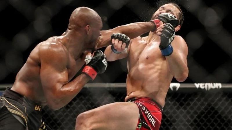 UFC 261: Kamaru Usman knocks out Masvidal in second round