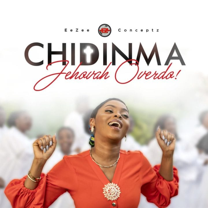 """Chidinma Ekile makes her debut as a Gospel Artist with new single """"Jehovah Overdo""""."""