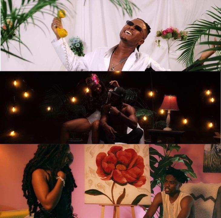 Kelvyn Boy unleashes the visuals For 'Visa (Remix)' Featuring Joey B & Kwesi Arthur