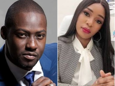 Ghanaian actor , Chris Attoh marries for the 3rd time