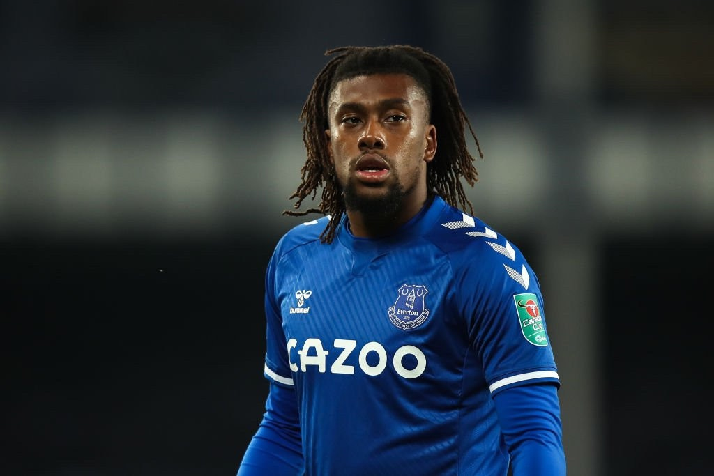 'I've had a decent career, but I want more trophies' – Super Eagles and Everton star, Alex Iwobi