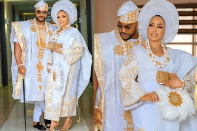 Actor Bolanle Ninalowo ties the knot on 41st birthday