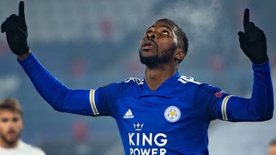 EPL: Iheanacho nominated for Player of The Month again