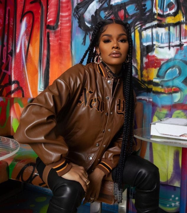 """Afrobeats Music Makes Me Feel So Sexy"" – Teyana Taylor"