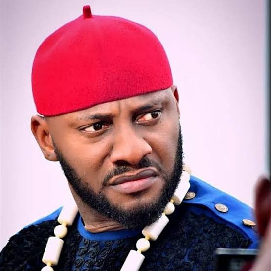 """Jakpa is not the answer, I will not run from my fatherland."" – Yul Edochie"