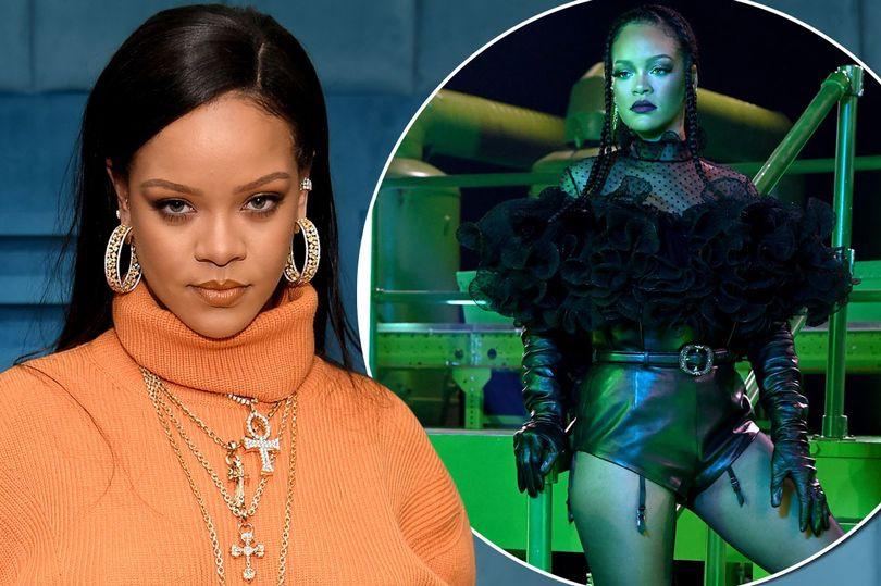 Rihanna has been 'secretly' working on her ninth album