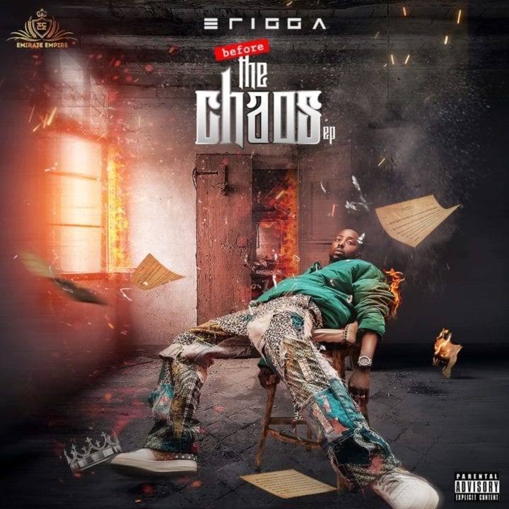 "Erigga unveils new EP, named ""Before The Chaos'"