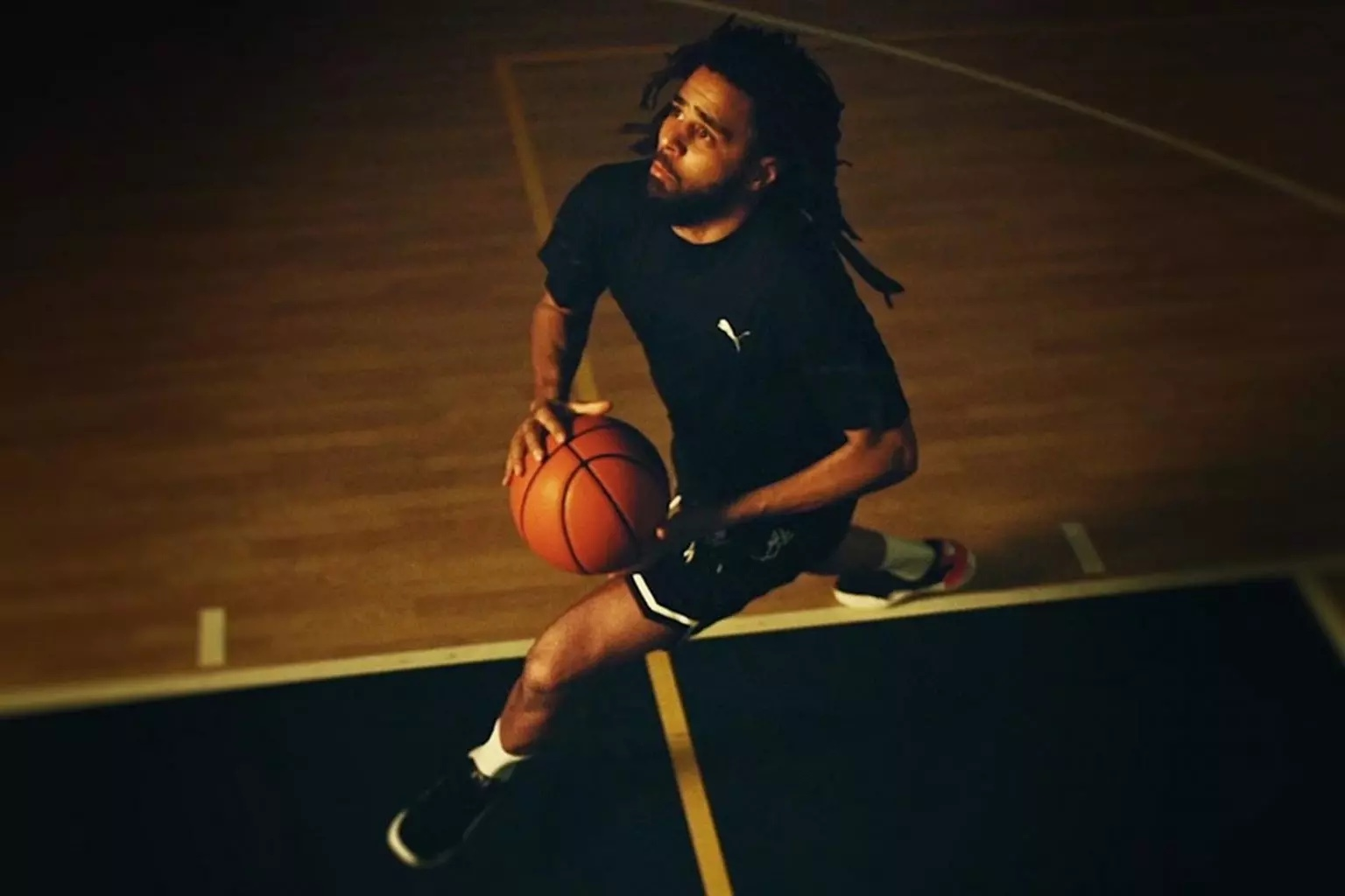 American rapper J. Cole joins Rwanda basketball team