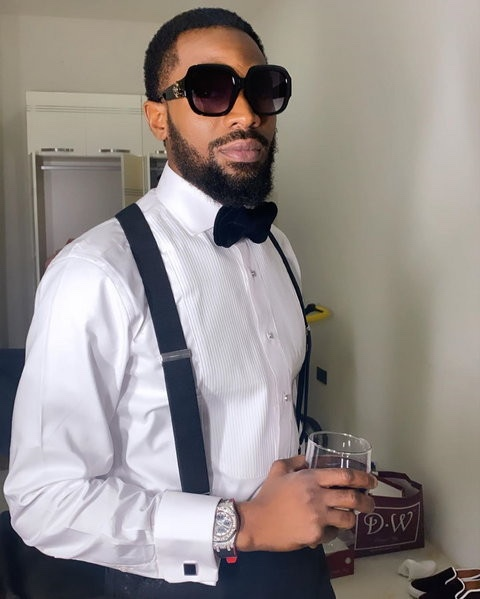 I'm born again – D'banj says as he narrates how God blessed him with two kids after he lost his first child
