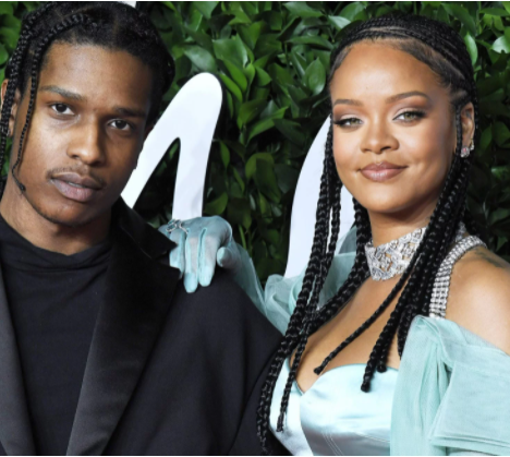 """A$AP Rocky finally confirms he's dating Rihanna; says she's """"the love of my life"""""""