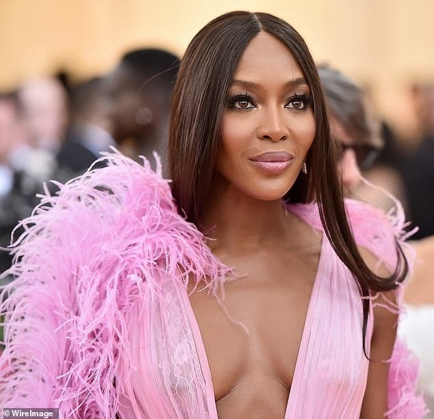 Naomi Campbell has 'secretly been dating someone in US for 18 months' and they are living together