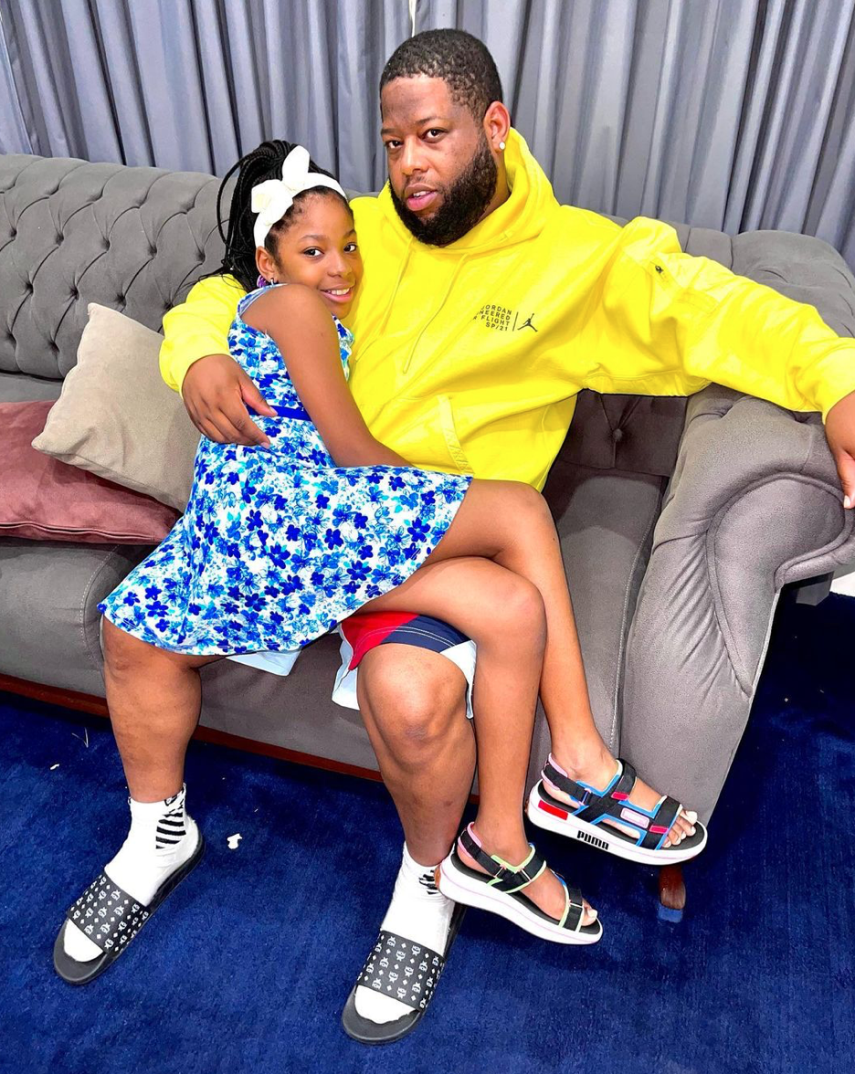I had my first child at 22 when I was still in Uni- D-Black Reveals