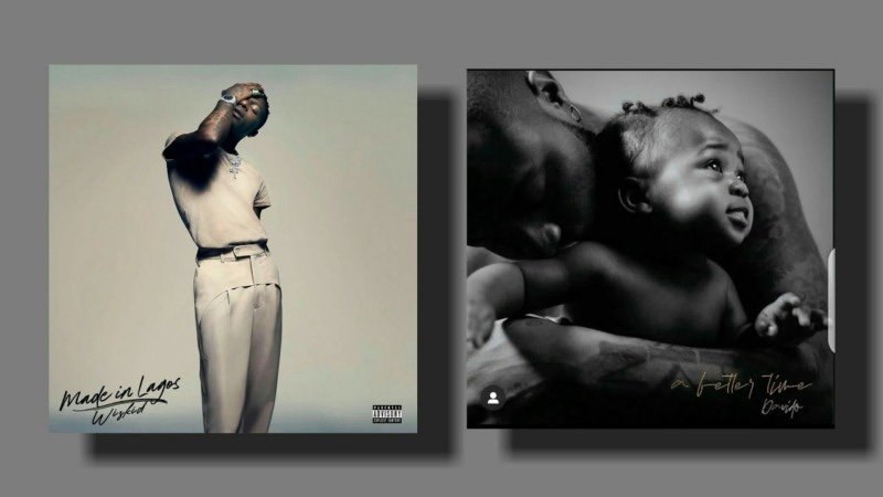 """""""A Better Time' and 'Made In Lagos' Nominated For """"Rest Of Africa Album Award""""… Which Is Winning?"""