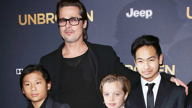 Brad Pitt wins joint custody of kids as Angelina Jolie continues legal fight
