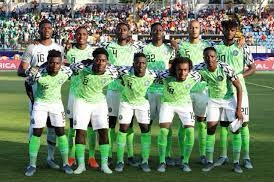 Nigeria ranked 3rd for African Countries in FIFA Ranking