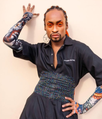 """""""It was the worst decision of my life""""- Denrele Edun speaks on the one time he ever dated a man (video)"""