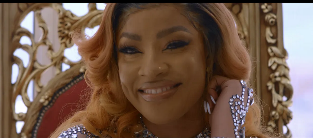 ANGELA OKORIE SERVES HER LONG TIME ANTICIPATED VISUALS FOR LEGIT