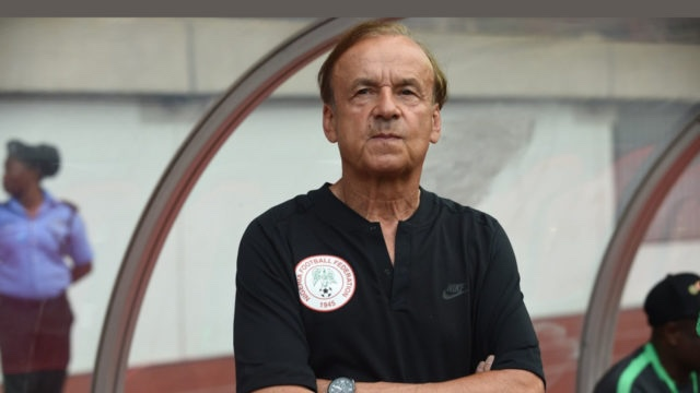 Super Eagles coach , Rohr frets as six players withdraw from friendly against Cameroon