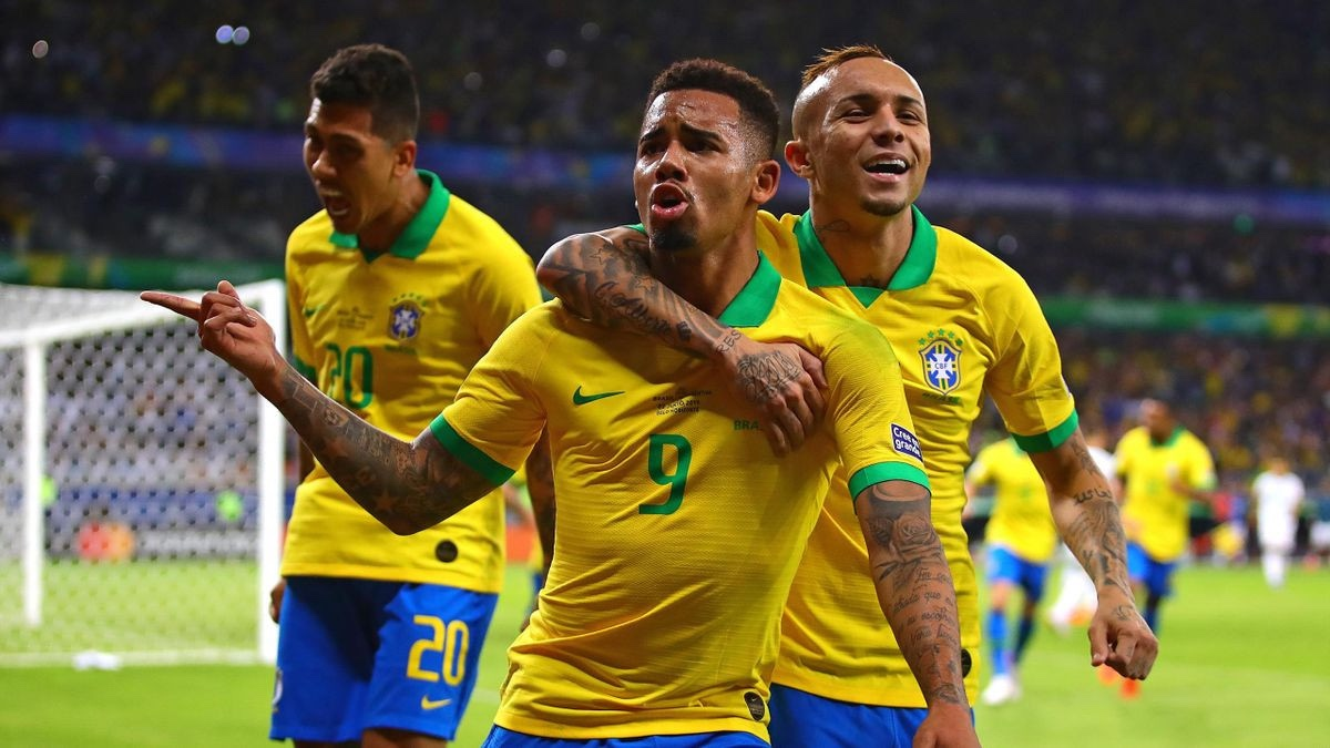 Brazil confirmed as new hosts of 2021 Copa America with Argentina, Colombia stripped of rights to hold tournament