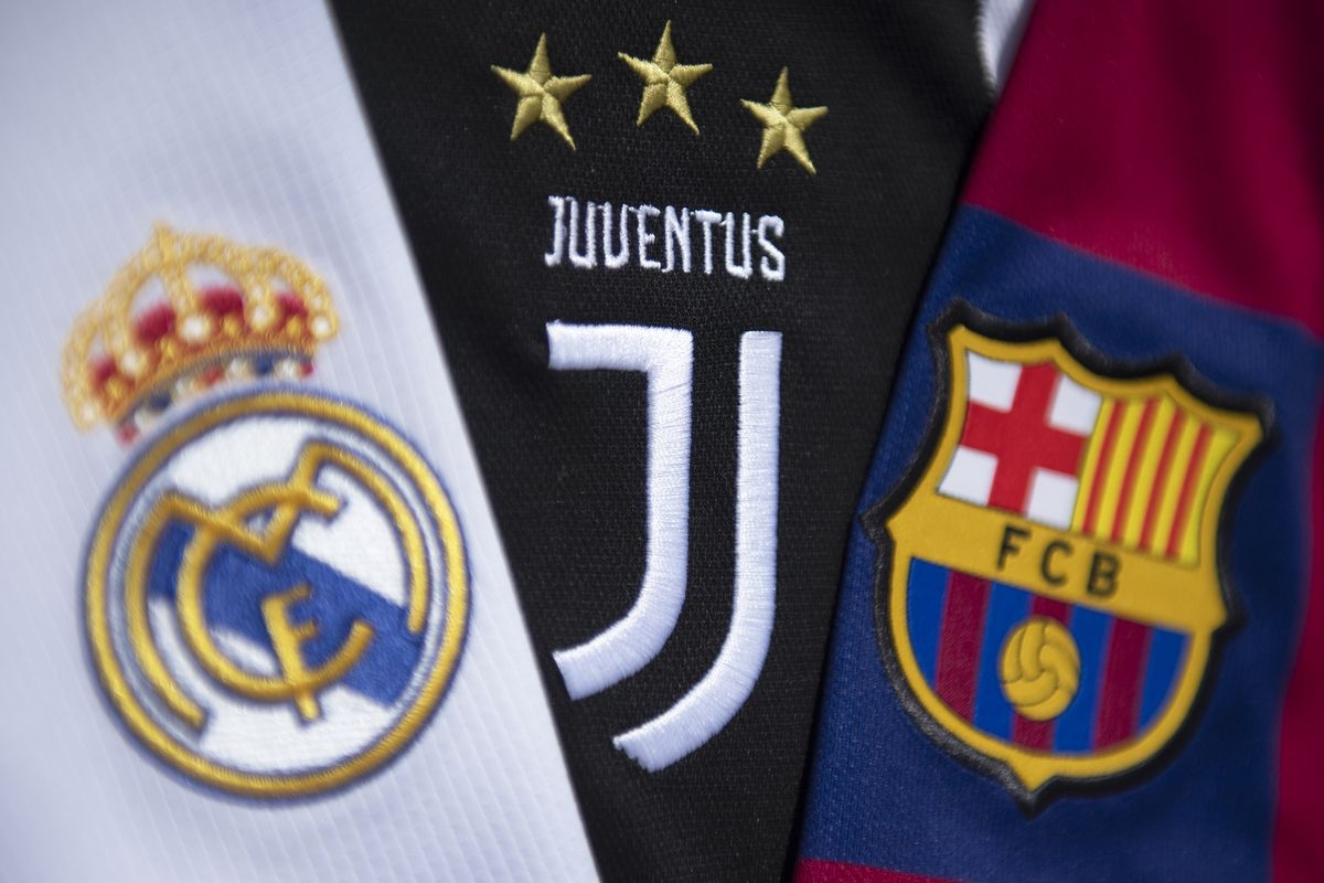 Barcelona, Real Madrid and Juventus 'will be banned from the Champions League this week'