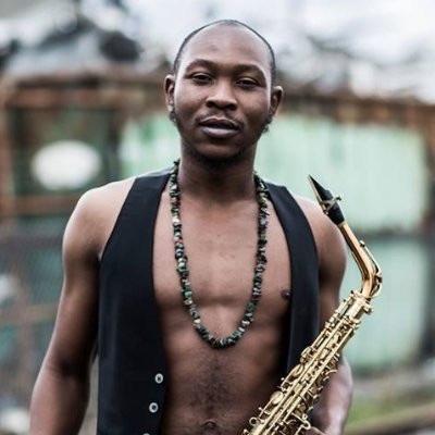 """There are only four artistes in Nigeria that have been nominated for a Grammy""""- Seun Kuti"""