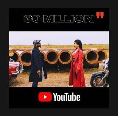 Davido's 'Jowo' hits 30 million views on YouTube