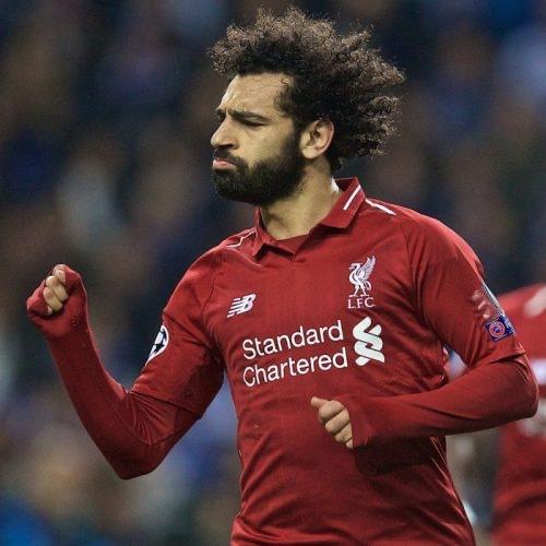 Salah bags Premier League Fans' Player of the Year award