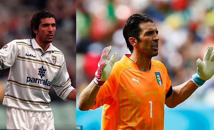 Legendary goalkeeper, Gianluigi Buffon seals dramatic return to Parma after 20 years