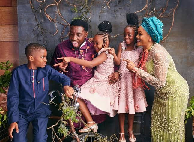 Why we told our children about their mum's r.a.p.e ordeal –Timi Dakolo
