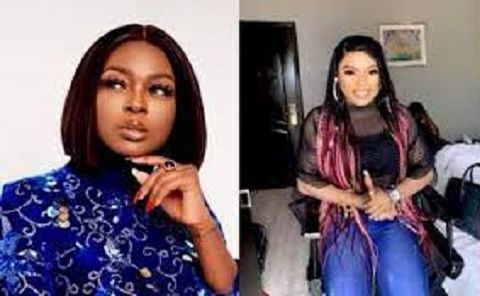 Bobrisky starts war with Ka3na for sleeping with Praise in the house without collecting money