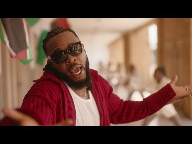 Flavour unleashes visuals for 'Berna Reloaded' with Fally Ipupa and Diamond Platnumz
