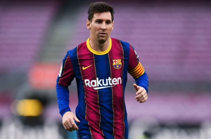 Lionel Messi agrees new five-year deal with Barcelona, accepts significant wage cut